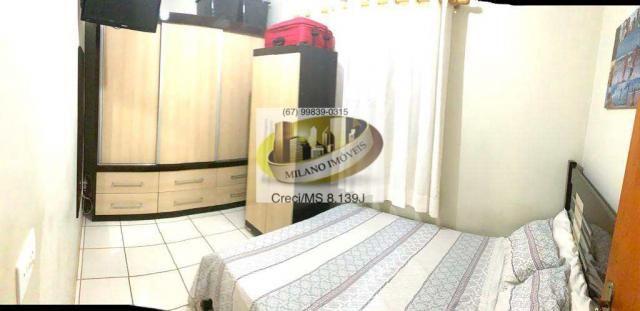 Casa à venda com 2 dormitórios em Jardim alvorada, Três lagoas cod:409 - Foto 6