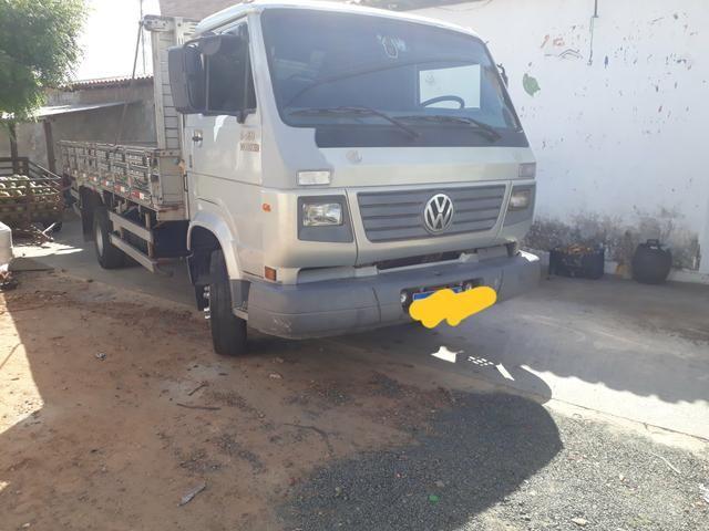 Caminhão volks 8.150 workq serie 10 mwm - Foto 3