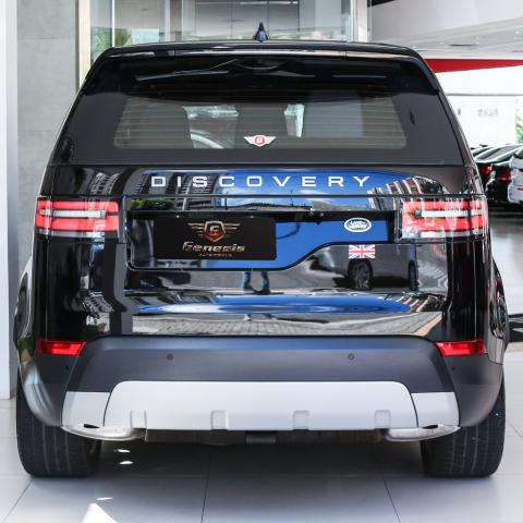 LAND ROVER DISCOVERY 2018/2019 3.0 V6 TD6 DIESEL HSE 4WD AUTOMÁTICO - Foto 4