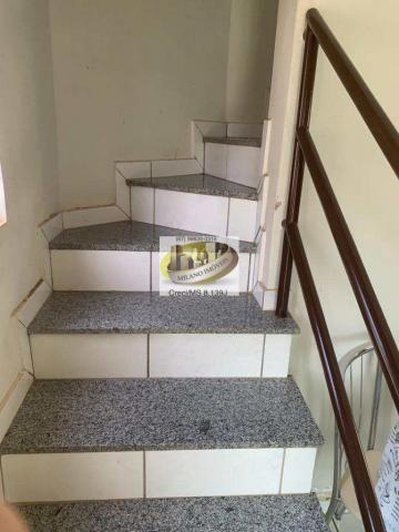 Casa à venda com 2 dormitórios em Jardim alvorada, Três lagoas cod:409 - Foto 11