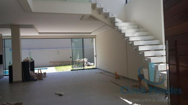 Alphaville 2,nova,302 m2,5 qtos,4 suítes,armários,piscina.vr .1650.000 ,aceita imóvel - Foto 10