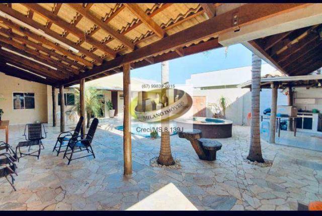 Casa à venda com 3 dormitórios em Ipê, Três lagoas cod:391 - Foto 15