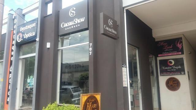 Sala Comercial 55 m2 -Centro- Brodowski SP- Galeria Inove