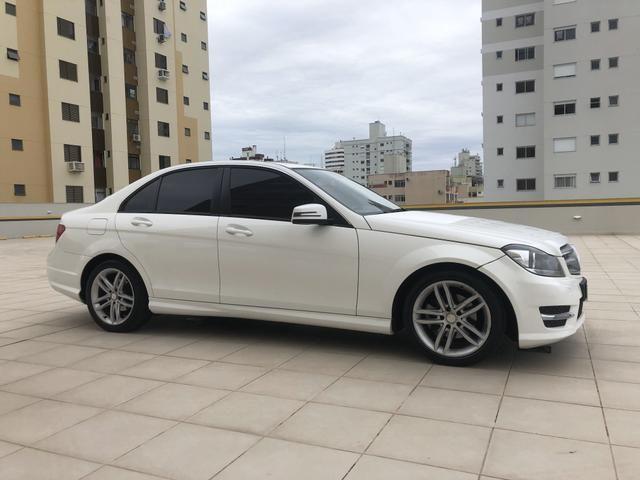 Mercedes c180 - 2014 - Foto 4