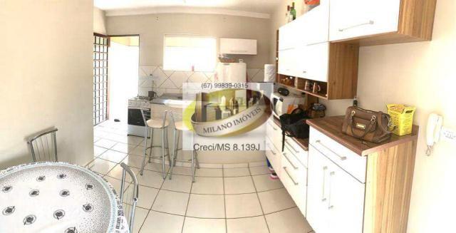 Casa à venda com 2 dormitórios em Jardim alvorada, Três lagoas cod:409 - Foto 3