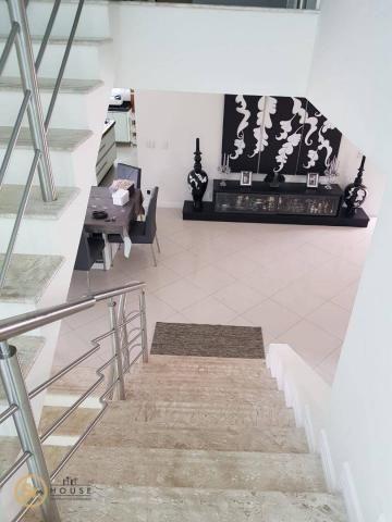 Casa com 5 dormitórios para alugar por r$ 12.000/mês - praia do estaleiro - balneário camb - Foto 9