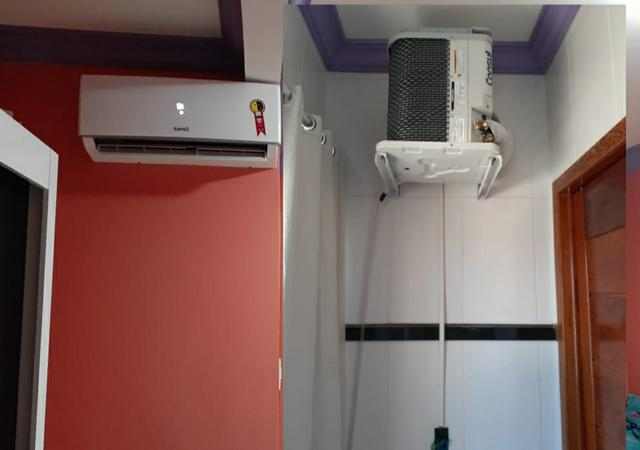 Instalação e manutenção de ar condicionado. - Foto 2