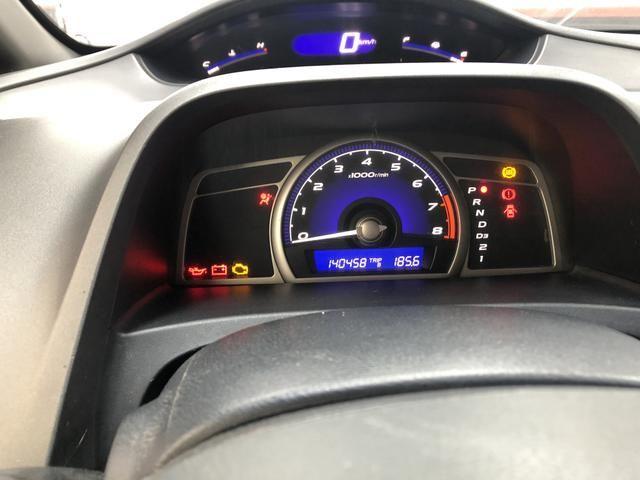 Civic 1.8 LXS AT - Repasse - Foto 7