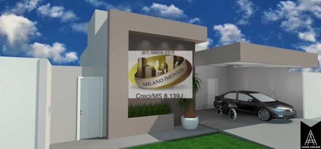 Casa de condomínio à venda com 1 dormitórios cod:400 - Foto 3