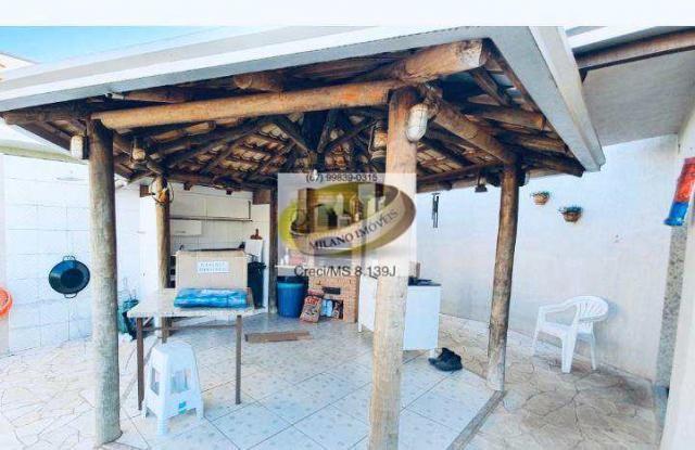 Casa à venda com 3 dormitórios em Ipê, Três lagoas cod:391 - Foto 3