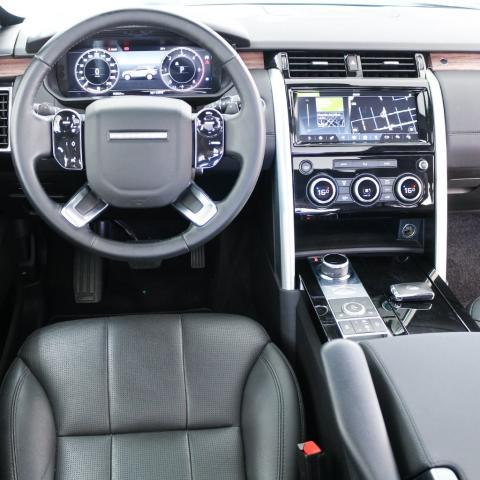 LAND ROVER DISCOVERY 2018/2019 3.0 V6 TD6 DIESEL HSE 4WD AUTOMÁTICO - Foto 5