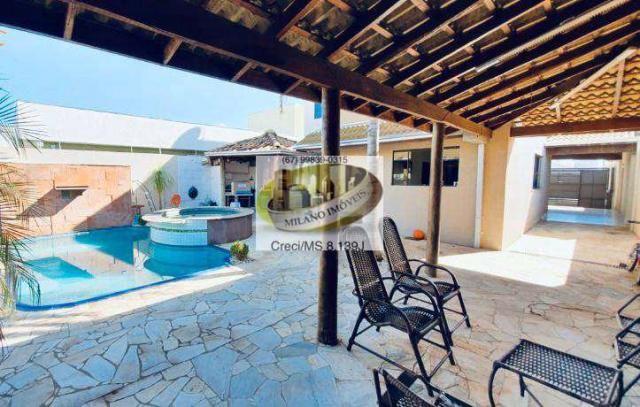 Casa à venda com 3 dormitórios em Ipê, Três lagoas cod:391 - Foto 13