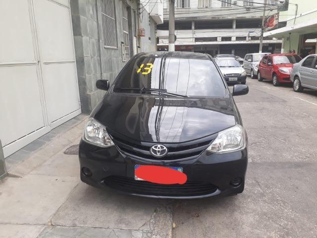 Toyota etios hatch 1.5