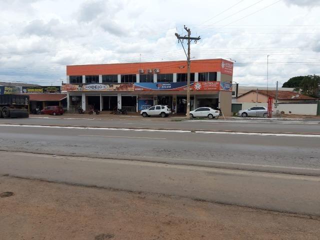 600 metros quadrados área 100% comercial de frente para GO 070 em Goianira urgente ! - Foto 5