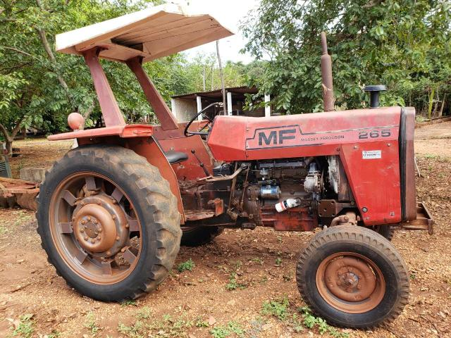 Trator Massey Ferguson 265 4x2 - Foto 4