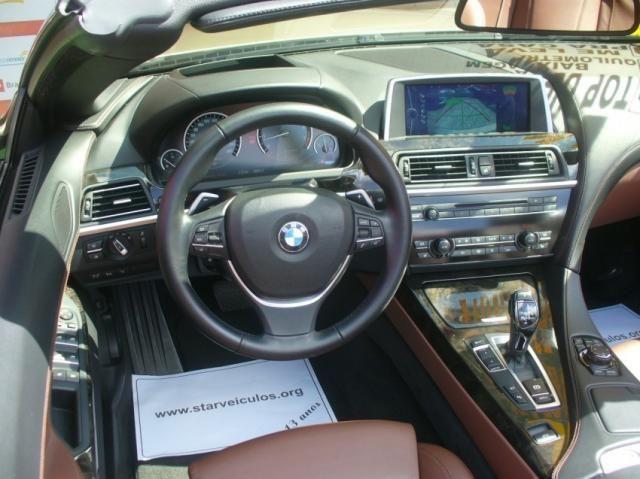 BMW 650I Cabrio Aut. Prata 2012 Starveiculos - Foto 4