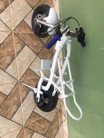 Mini moto sem motor - Foto 2