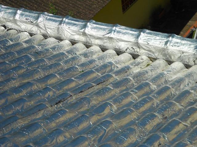 Impermeabilizações em telhados e terraço com manta asfaltica - Foto 6