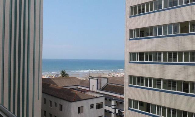 Praia Grande Vila Guilhermina 50 metrôs da Praia - Foto 6