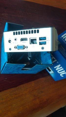 Microcomputador INTEL NUC ( Novo na Cx) - Foto 2