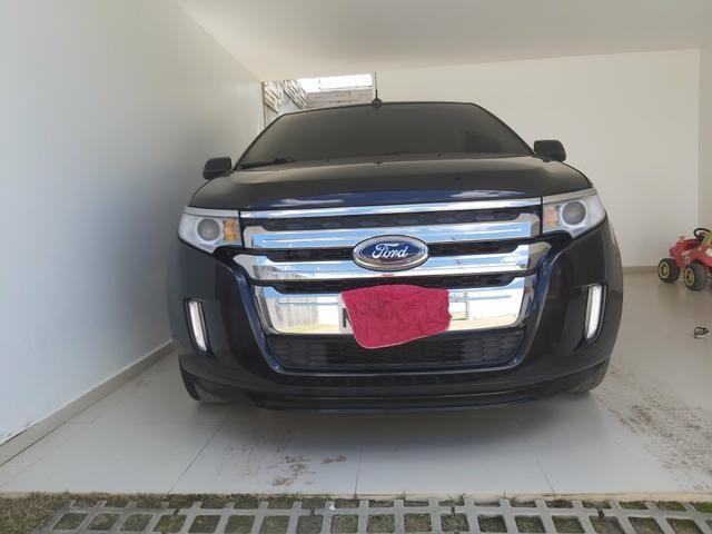 Carro suv caminhonete Ford Edge limited * - Foto 2