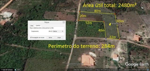 Oportunidade! Terreno no Distrito Industrial - 2480m² - Aceito trocas