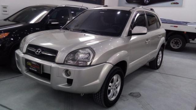 HYUNDAI TUCSON 2008/2008 2.0 MPFI GL 16V 142CV 2WD GASOLINA 4P MANUAL