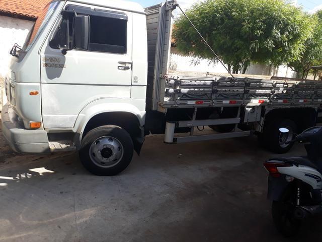 Caminhão volks 8.150 workq serie 10 mwm - Foto 7