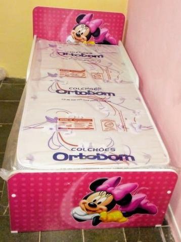 Mini cama infantil personalizada - Leia o Anúncio
