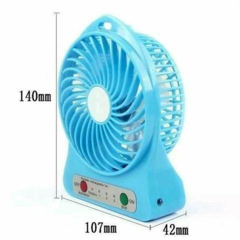 Mini ventilador portatil 3 velocidades:)entrega gratis