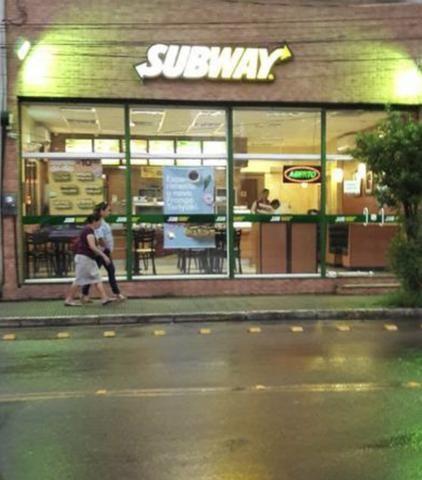 Repasse loja da Subway