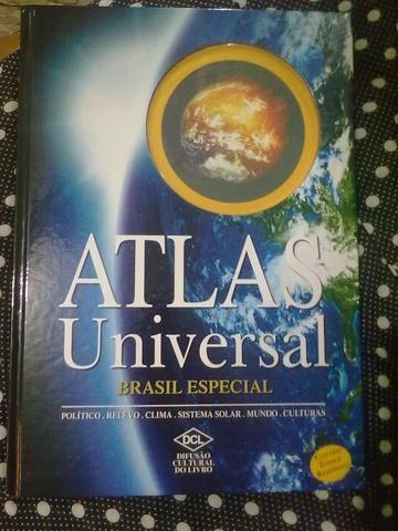 Atlas universal brasil especial