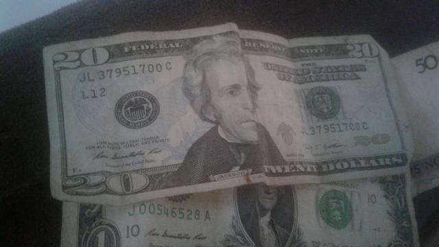 21 dolar