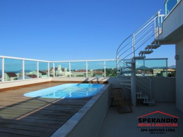 Aproveite! cobertura duplex c/ vista permanente para o mar - Foto 17
