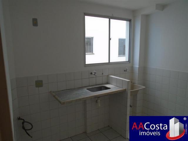 Apartamento para alugar com 2 dormitórios em Vila champagnat, Franca cod:I01754 - Foto 3
