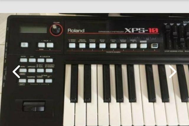 Teclado Roland Xps-10 zerado