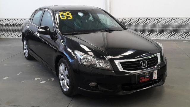 Honda Accord 3.5 Ex V6 automático completo