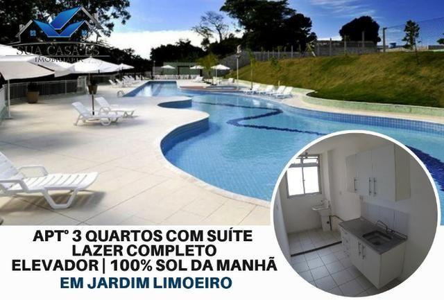 Oportunidade- 3 Quartos com Suite, Sol da Manhã,Lazer Completo-Viver Serra