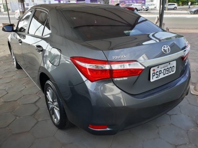 Toyota corolla 2016 2.0 xei 16v flex 4p automÁtico - Foto 3