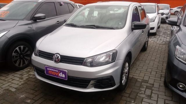 Vw - Volkswagen Voyage - Foto 5