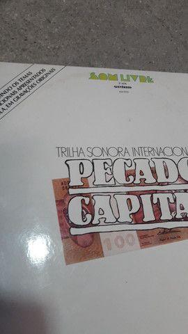 Disco LP VINIL PECADO CAPITAL 1976 ORIGINAL.  - Foto 3