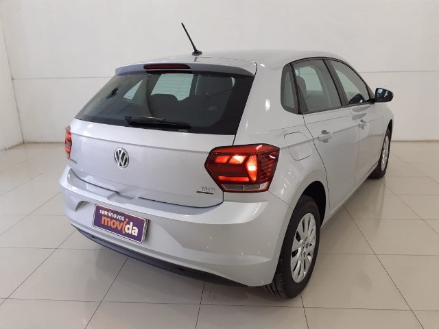 Polo 1.6 MSI Total Flex 16V 5p Aut 2020 - Foto 8