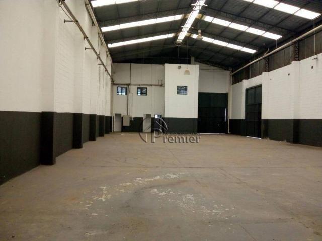 Galpão para alugar, 700 m² por R$ 7.500/mês - Recreio Campestre Jóia - Indaiatuba/SP - Foto 9
