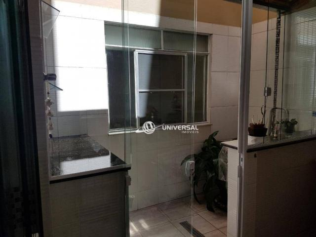 Apartamento Garden com 3 dormitórios à venda, 80 m² por R$ 234.000,00 - Bairu - Juiz de Fo - Foto 13