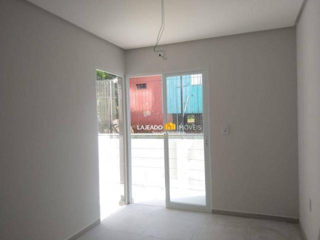 Apartamento com 2 dormitórios para alugar, 62 m² por R$ 805/mês - São Cristóvão - Lajeado/ - Foto 10
