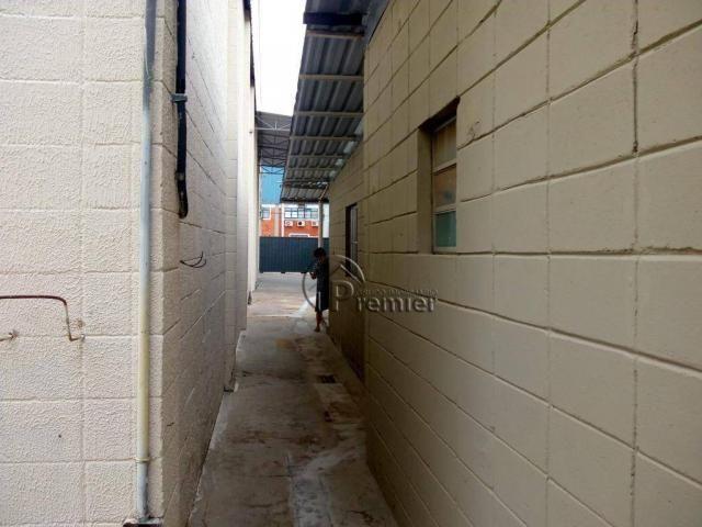 Galpão para alugar, 700 m² por R$ 7.500/mês - Recreio Campestre Jóia - Indaiatuba/SP - Foto 12