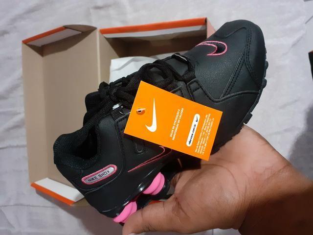 Tênis Nike shox NZ - Foto 4