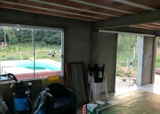 Velleda oferece casa nova, 300 metros RS040, estuda troca - Foto 3