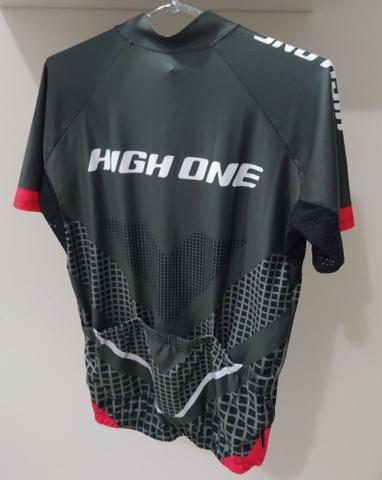 Camisa Ciclismo Bike High One - Foto 2