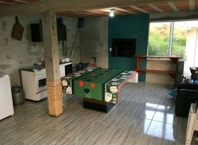 Velleda oferece casa nova, 300 metros RS040, estuda troca - Foto 11